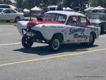STEEL IN MOTION HOT RODS & GUITARS SHOW DRAG RACE1