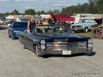 STEEL IN MOTION HOT RODS & GUITARS SHOW DRAG RACE40
