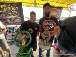 STEEL IN MOTION HOT RODS & GUITARS SHOW DRAG RACE56