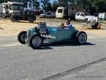 STEEL IN MOTION HOT RODS & GUITARS SHOW DRAG RACE68