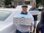 STEVE 0 PIZZA CAR PARTY6