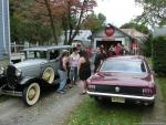 Steve O Pizza Party after Pompton Lakes Car Show 20185