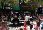 Stevens Point, Wis. Fourth of July Parade and Jeep Club Display1