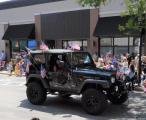 Stevens Point, Wis. Fourth of July Parade and Jeep Club Display2