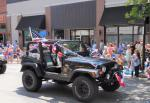 Stevens Point, Wis. Fourth of July Parade and Jeep Club Display4