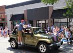 Stevens Point, Wis. Fourth of July Parade and Jeep Club Display7