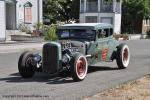 STRANGERS CAR SHOW #1365
