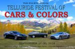 Telluride Festival of Cars and Colors0