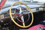 An original '50 Cadillac with the original 331ci V8 engine. The proud owner is Tim Deshler of Orange, CA.