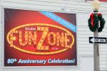 For over 80 years the Fun Zone's Ferris wheel, arcades, fun food, and shops have made it the highlight of every visit to Balboa.