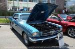 The Big 3 Shine at the Woodward Dream Cruise Part 1 - Ford5