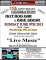 The Cobblers 55th Annual Anniversary Celebration Hotrod Car and Bike Show0