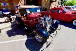 The Rods & Relics Car Show0