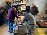 "The Saratoga Automobile Museum (""SAM"") Presents the Model T Restoration Program9"