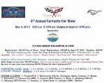 Tidewater Corvette Club 6th Annual Cartastic Car Show0