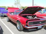 Virginia Chevy Lovers 8th Annual Spring Dust Off Car Show57