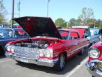 Virginia Chevy Lovers 8th Annual Spring Dust Off Car Show58