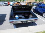 Walmart Car Show on College Drive in Suffolk, VA on June 1, 201327