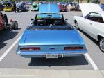 Walmart Car Show on College Drive in Suffolk, VA on June 1, 201335