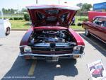 Walmart Car Show on College Drive in Suffolk, VA on June 1, 201346