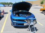 Walmart Car Show on College Drive in Suffolk, VA on June 1, 201349