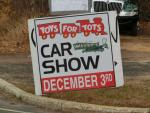 Wayne's Auto Body Shop Annual Toys for Tots Run Hot Rod Gathering1