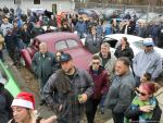 Wayne's Auto Body Shop Annual Toys for Tots Run Hot Rod Gathering2