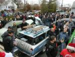 Wayne's Auto Body Shop Annual Toys for Tots Run Hot Rod Gathering3