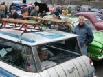 Wayne's Auto Body Shop Annual Toys for Tots Run Hot Rod Gathering4