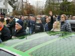 Wayne's Auto Body Shop Annual Toys for Tots Run Hot Rod Gathering9