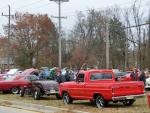 Wayne's Auto Body Shop Annual Toys for Tots Run Hot Rod Gathering10
