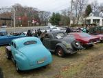 Wayne's Auto Body Shop Annual Toys for Tots Run Hot Rod Gathering11