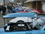 Wayne's Auto Body Shop Annual Toys for Tots Run Hot Rod Gathering12