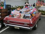 Wayne's Auto Body Shop Annual Toys for Tots Run Hot Rod Gathering15