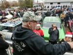 Wayne's Auto Body Shop Annual Toys for Tots Run Hot Rod Gathering22