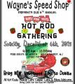 Wayne's Speed Shop Toys for Tots Run0