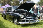 This low & black '50 Chevy Fleetline is owned by Joe Sexton from Yorba Linda, CA.