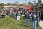 Several food trucks were on-hand for your dining pleasure.