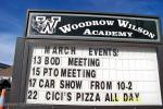 Woodrow Wilson Academy Car Show0
