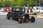 Yesteryear of Oakdale Auto Club Cruise Night at Natures Art (The Dinosaur Place)3