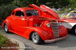 Yesteryear of Oakdale Auto Club Cruise Night at Natures Art (The Dinosaur Place)11