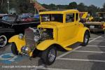 Yesteryear of Oakdale Auto Club Cruise Night at Natures Art (The Dinosaur Place)13