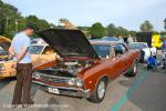 Yesteryear of Oakdale Auto Club Cruise Night at Natures Art (The Dinosaur Place)16