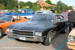 Yesteryear of Oakdale Auto Club Cruise Night at Natures Art (The Dinosaur Place)18