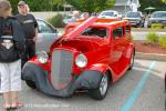 Yesteryear of Oakdale Auto Club Cruise Night at Natures Art (The Dinosaur Place)20