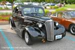 Yesteryear of Oakdale Auto Club Cruise Night at Natures Art (The Dinosaur Place)21