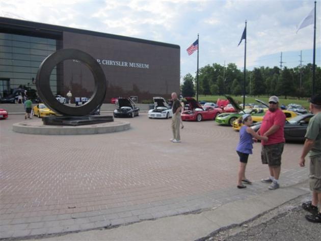 Chrysler Employees Motorsports Association Cema 23rd