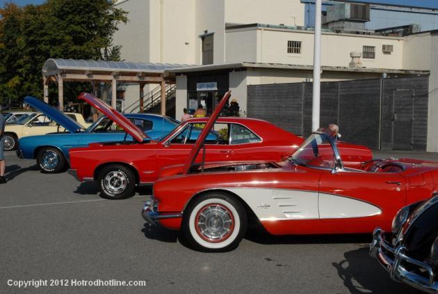 Ocean Beach Ct Car Show