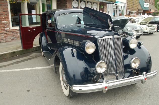 Twin City Idlers Car Show Stanwood
