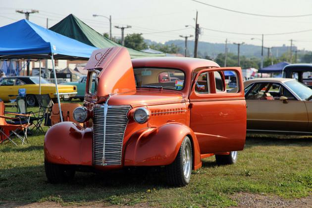 Zephyrhills Car Show: Record Setting Weekend Powers 2014 Bloomsburg Nationals
